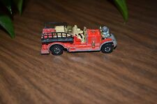 "Collectible Vintage Hot Wheels- ""Old Number 5"" Firetruck"