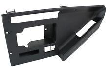 NEW Trim Parts Black Interior Door Panel Insert LH / FOR 1984-85 CORVETTE / 5601