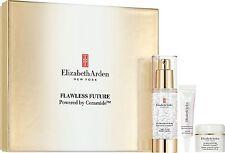New Elizabeth Arden Flawless Future Gift Set 30ml+7ml+5ml RRP £75