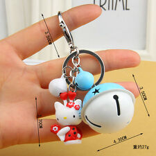 NEW Hello kitty Key chain The bell key chain Toy Gift 8