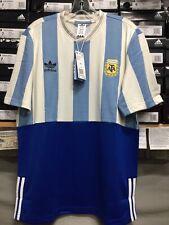 Adidas Argentina Classic Retro Jersey Italy  90 Size Medium Only
