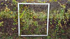 VINTAGE SASH ANTIQUE WOOD WINDOW PICTURE FRAME PINTEREST WEDDING PORTRAIT HUGE!