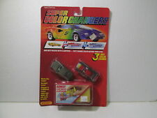 Vintage 1988 Matchbox Super Color Changers 2 Car Pack t4287
