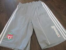 Liverpool 2010-2011 GK no 1 Football Shorts Size 13-14 Years waist  /bi