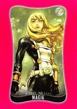 MAGIK / Marvel Dangerous Divas Series 2 (2014) BASE Trading Card #67