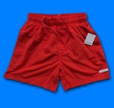 Calvin Klein Swimwear.. Pequeño.. BNWT.. para Hombre Pantalones Cortos de cordón forrado de nylon sólido.. S
