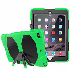 For Apple Ipad 9,7 Inch 2017/2018 Tablet Case Voll-Schutz Cover Rubber Cover