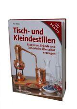 BUCH: Tisch- und Kleindestillen ✿ legal Destillieren mit der Minibrennerei ✿