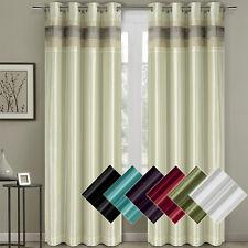 Milan Blackout Multi-layer Energy-Saving Grommet Curtain Panel (Single)