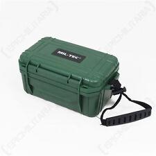 Kit de primeros auxilios de camping-Verde Oliva-Bolsa De Viaje De Coche Caja médico de emergencia de cadete