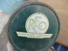 Antique Green  REO Stationary Engine Gas Tank & Glass Bowl Filter Assembly