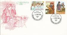 1986 Christmas  Set 3  FDI  Brisbane Qld 4000  3 Nov 1986