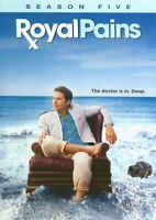 Royal Pains: Season 5 (Keepcase) New DVD