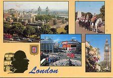 Alte Postkarte - London