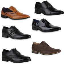 Herren Klassische Budapester Halbschuhe Business 892481 Schuhe