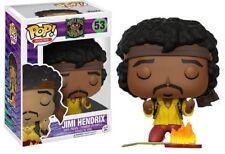 Exclusive Jimi Hendrix Monterey Funko Pop Vinyl in Mint Box + Protector