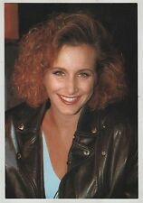 BEVERLY HILLS 90210 postcard cartolina GABRIELLE CARTERIS as ANDREA ZUCKERMAN