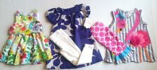 Girls Clothing Lot 18 Mos Carters Cherokee Rare Edition Spring Dresses Outfit