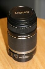 Canon EF-S 55-250mm F/4-5.6 IS Zoom Lens •Free Shipping•