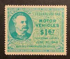 TDStamps: US Revenue Stamps Scott#RV50 Mint NH OG