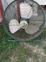 Vintage Emerson Seabreeze Electric Floor Fan