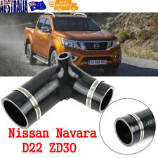 For Nissan Navara D22 ZD30 3.0L Silicone Air Induction Intake Pipe to Turbo Hose