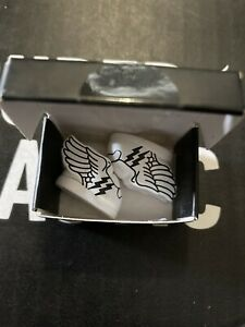 SUPER PLASTIC Janky Flight Runners WHITE Shoes Accessories