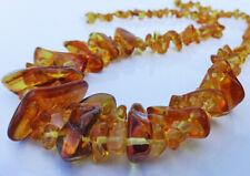 Elegant Natural Baltic Amber Necklace