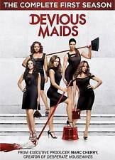 Devious Maids: The Complete First Season (DVD, 2014, 3-Disc Set)
