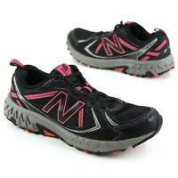 New Balance Techride 410 v5 All Terrain Trail Sneakers Sz 9 WT410LB5 Black Pink