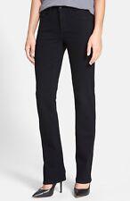 NYDJ Black 'Marilyn' Stretch Straight Leg Jeans W40K43DT4333 Size 14W