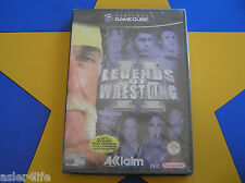 LEGENDS OF WRESTLING 2 (NEW&SEALED) - GAMECUBE - Wii Compatible