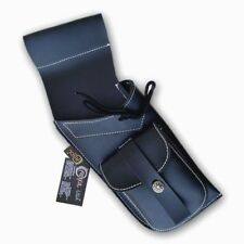 CAROL TRADITIONAL SYNTHETIC LEATHER SIDE / HIP QUIVER SAQ119 R/H BLACK