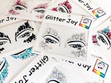 Face jewels sticker Make Up Adhesive Temporary Tattoo Body Art Gems Rhinestone
