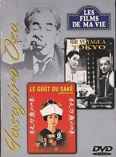 COFFRET 2 DVD YASUJIRO OZU LE VOYAGE A TOKYO ET LE GOUT DU SAKE