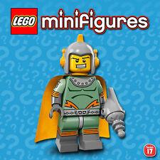 Lego Minifigures - Serie 17 - Rocket Boy