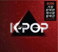 Best Of K-Pop - Various Artist (2018, CD NEU)2 DISC SET