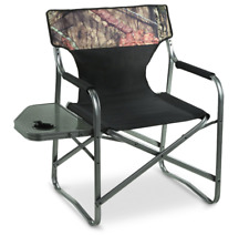 Camping Chair Portable 500lbs Camo Mossy Oak Outdoor Furniture Folding Seat New