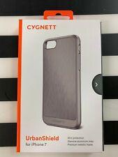 CYGNETT UrbanShield Phone Case - APPLE iPHONE 7 Aluminum/Silver *N*E*W*