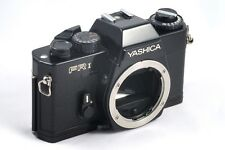 Serviced YASHICA FR-1 I Film SLR Camera CONTAX RTS Mount Functional Very Good C.