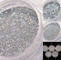 Holographicss Glitter Nail Art Decoration Glitter Dust Powder  DIY