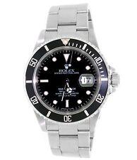 Rolex Uhren mit Edelstahlarmbänder