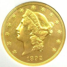 1892 LIBERTY HEAD $20 GOLD PROOF+ EXTRA RARE!...BOLD DETAIL NO HAIRLINES NICE!