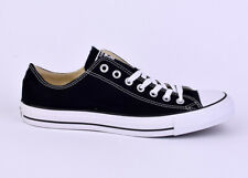 Converse All Star OX Low Men Lifestyle Sneakers New Black White M9166C