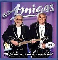 Weißt du, was du für mich bist von Amigos | CD | Zustand sehr gut