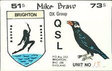 Brighton. 1985. Mike Bravo DX Group.     RL.642