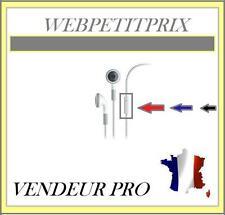 ÉCOUTEURS LECTEUR MP3 AVEC TÉLÉCOMMANDE  IPOD/IPHONE/IPAD   NEUF