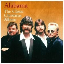 NEW - The Classic Christmas Album by Alabama
