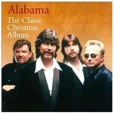 ALABAMA THE CLASSIC CHRISTMAS ALBUM CD