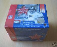 2002 Leaf ROOKIES & STARS Football Hobby Box--Sealed